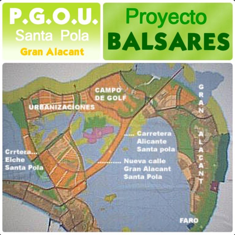 Mapa Proyecto Balsares - Ampliar foto